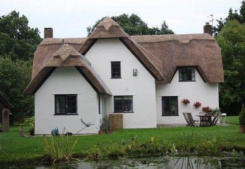 Kenilworth Cottage, Colehill as featured on Ade in Britain