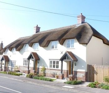 Thatch maintenance and repair Dorset