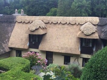 Complete Thatch Ridging Solution For Customers In Dorset