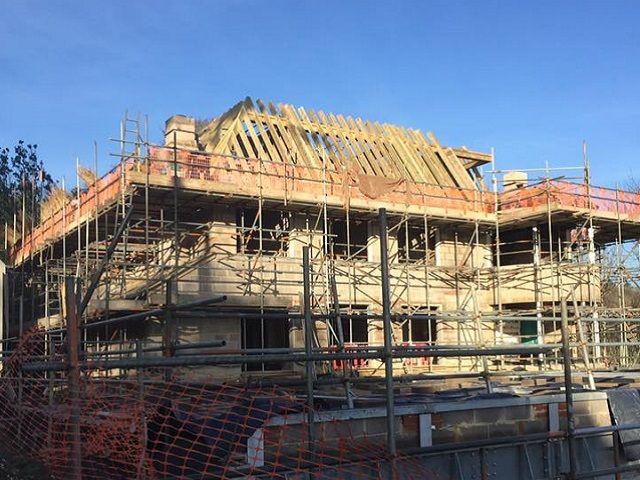 Hambury Bottom under construction March 2017 pic 01