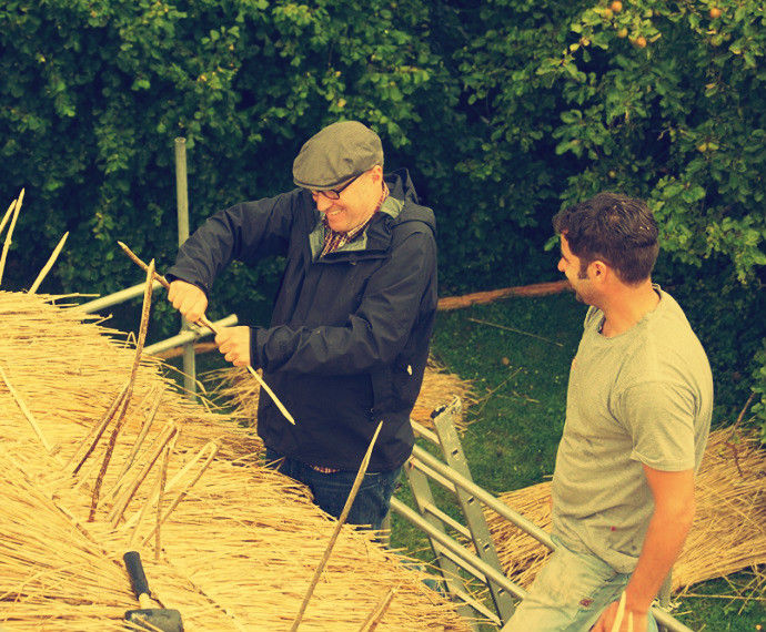 R.V. Miller Master Thatcher In Dorset And Surrounding Areas