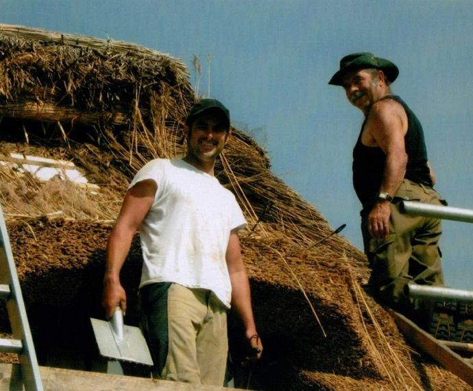 Thatching In Dorset