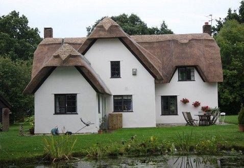 Bespoke Roof Thatching Dorset