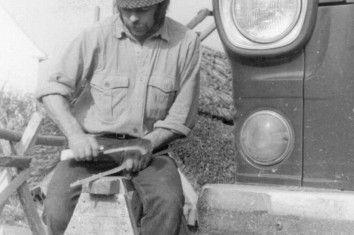 Rod, spar making