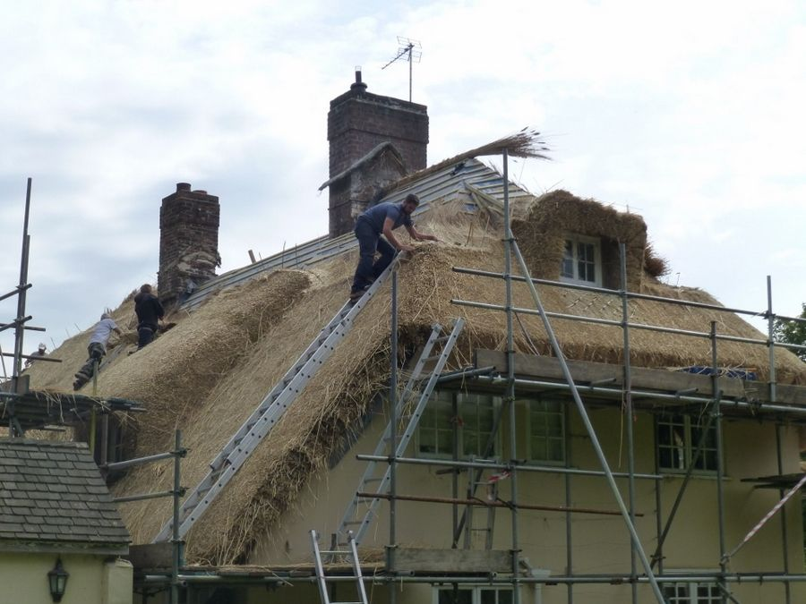 Roof Thatching Dorset