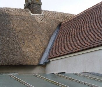 thatch roof in Somerset