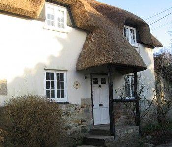 Wool, Dorset (porch detail)
