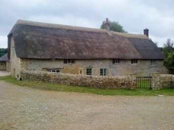 Ridging For Thatched Roofs In Bournemouth, Dorset