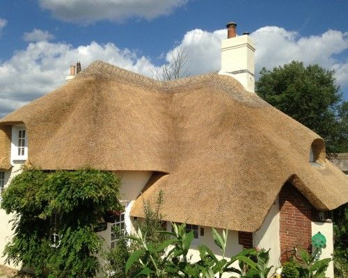 Thatching Services Dorset