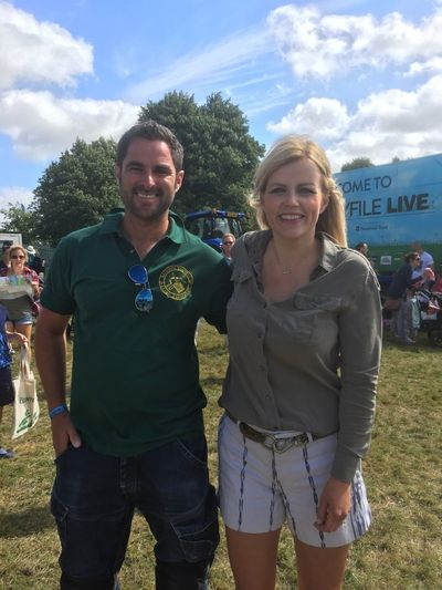 Countryfile Live - john-and-ellie