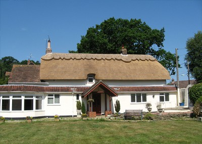 thatch roof repairs